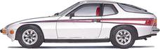1977 924 Martini Edition