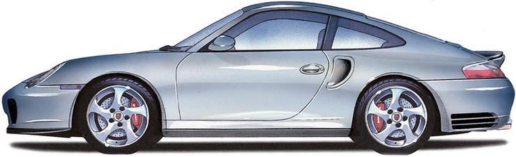 2001 Turbo (996)