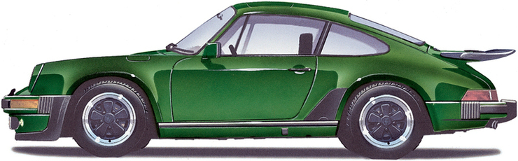 1976 Turbo Carrera (930)