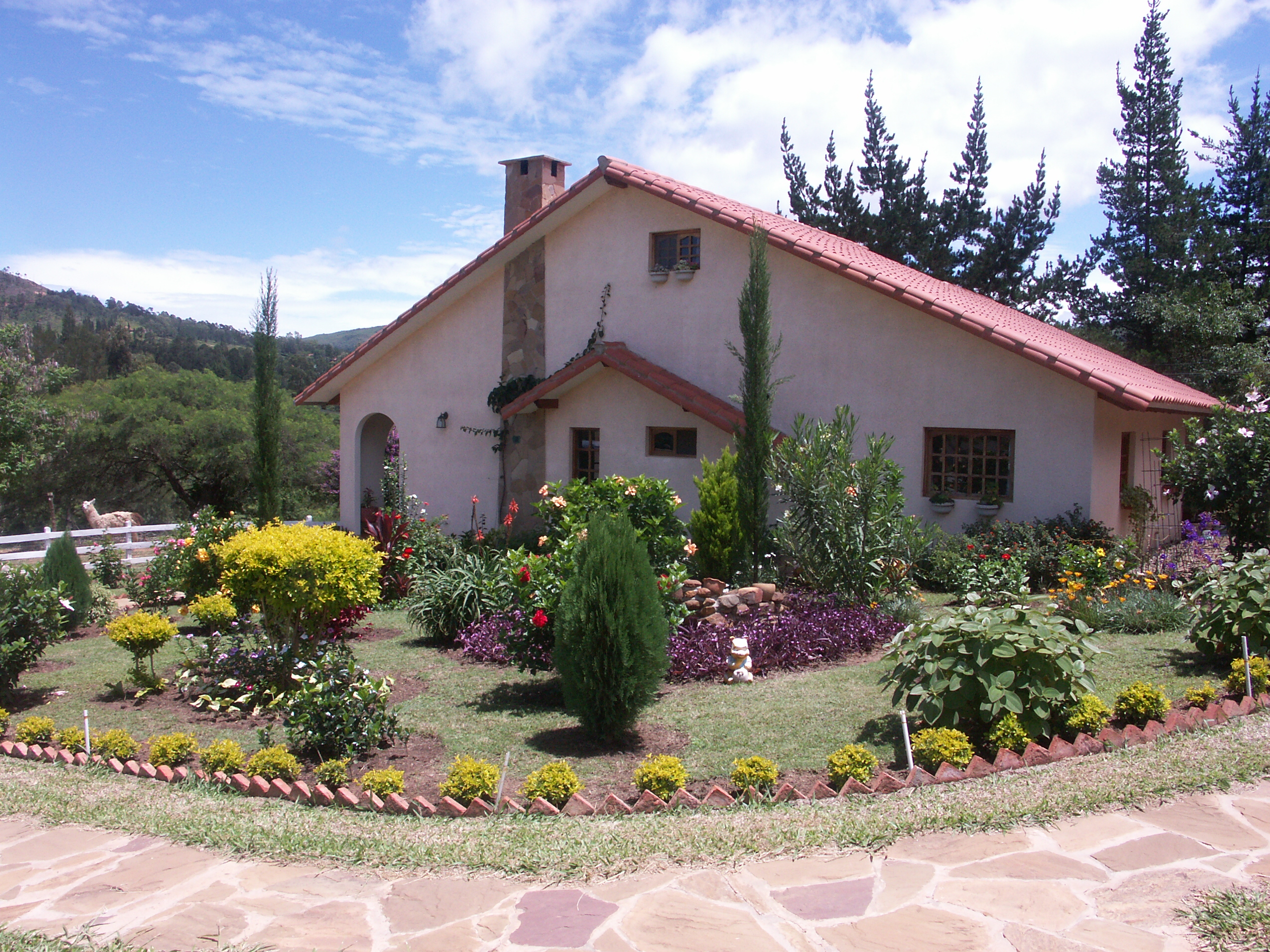 property in Bolivia
