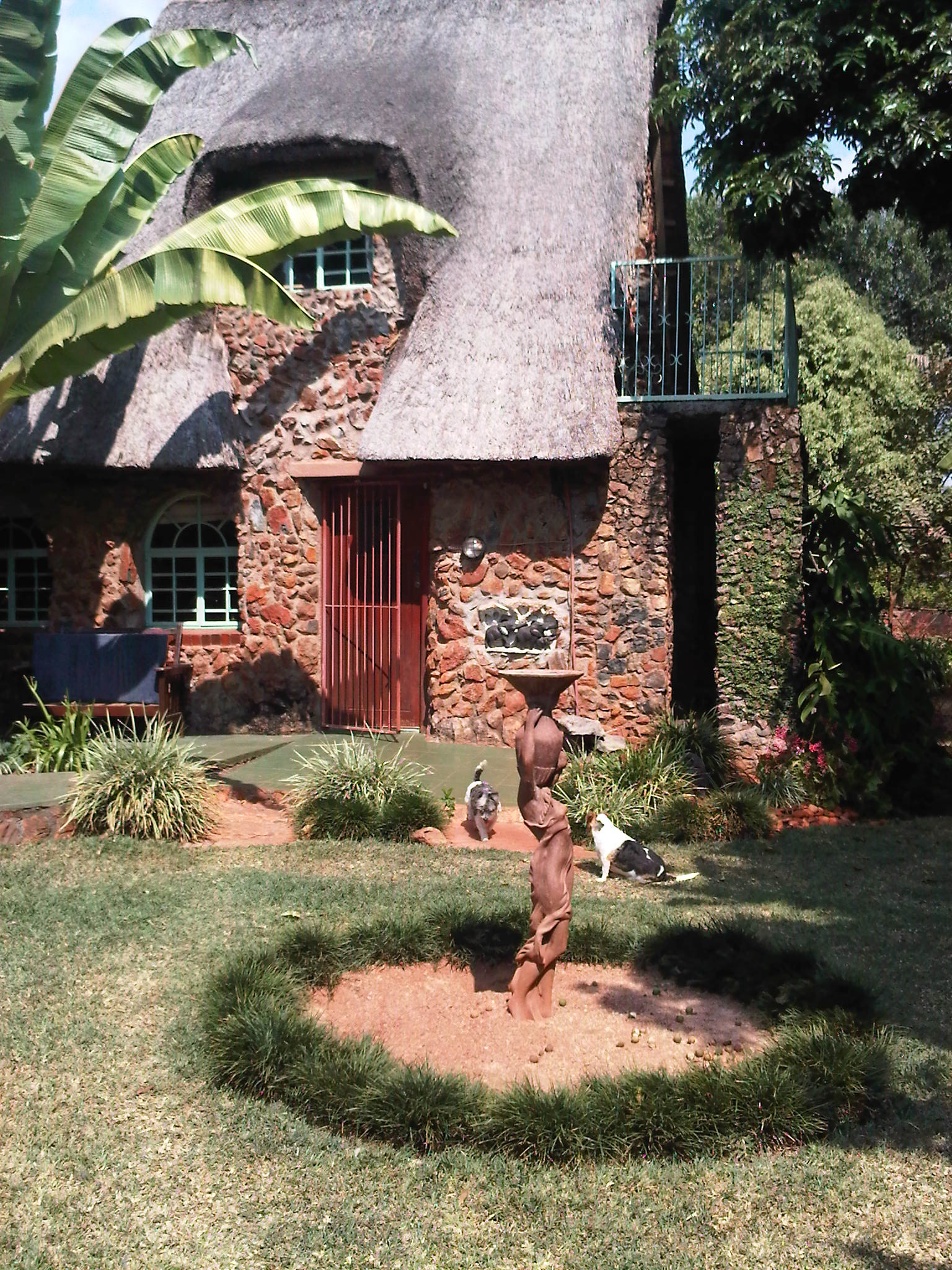 property in Zimbabwe