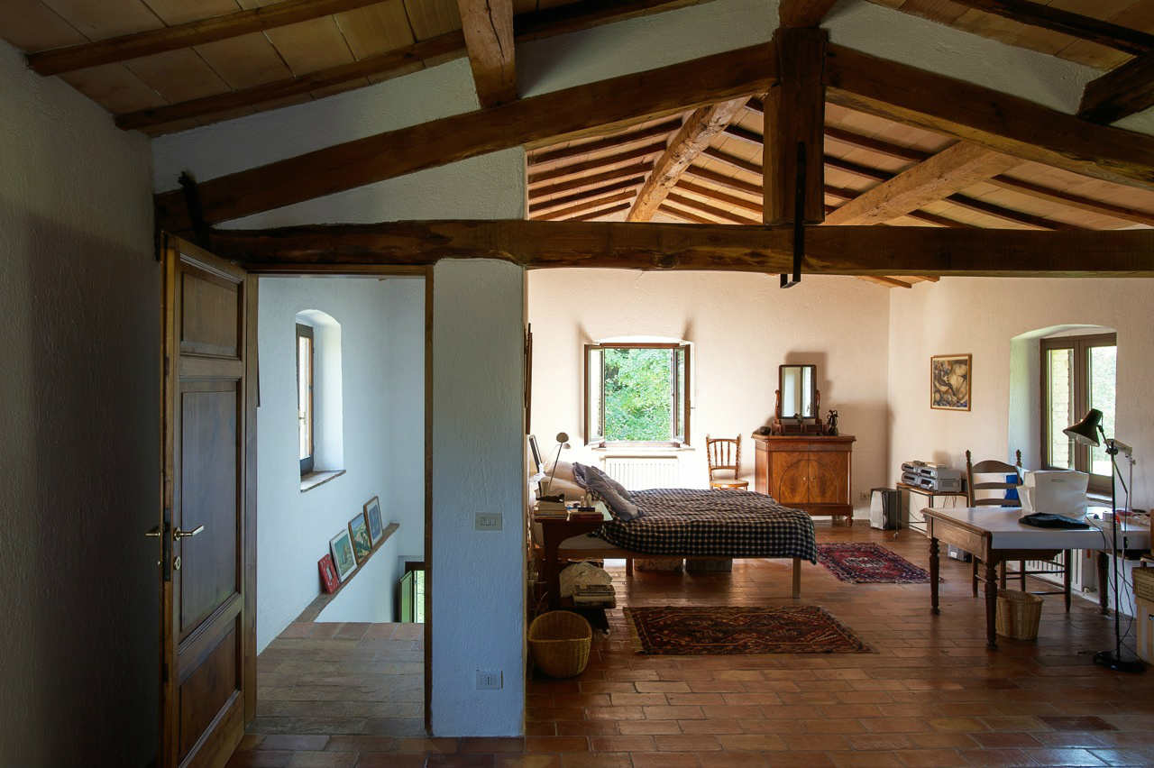 The small house (about 60m²) was formerly a donkey stable, now ...
