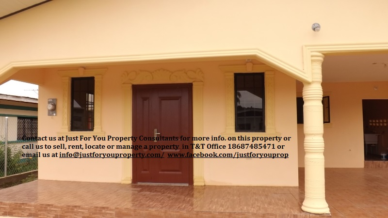 property in Trinidad & Tob.