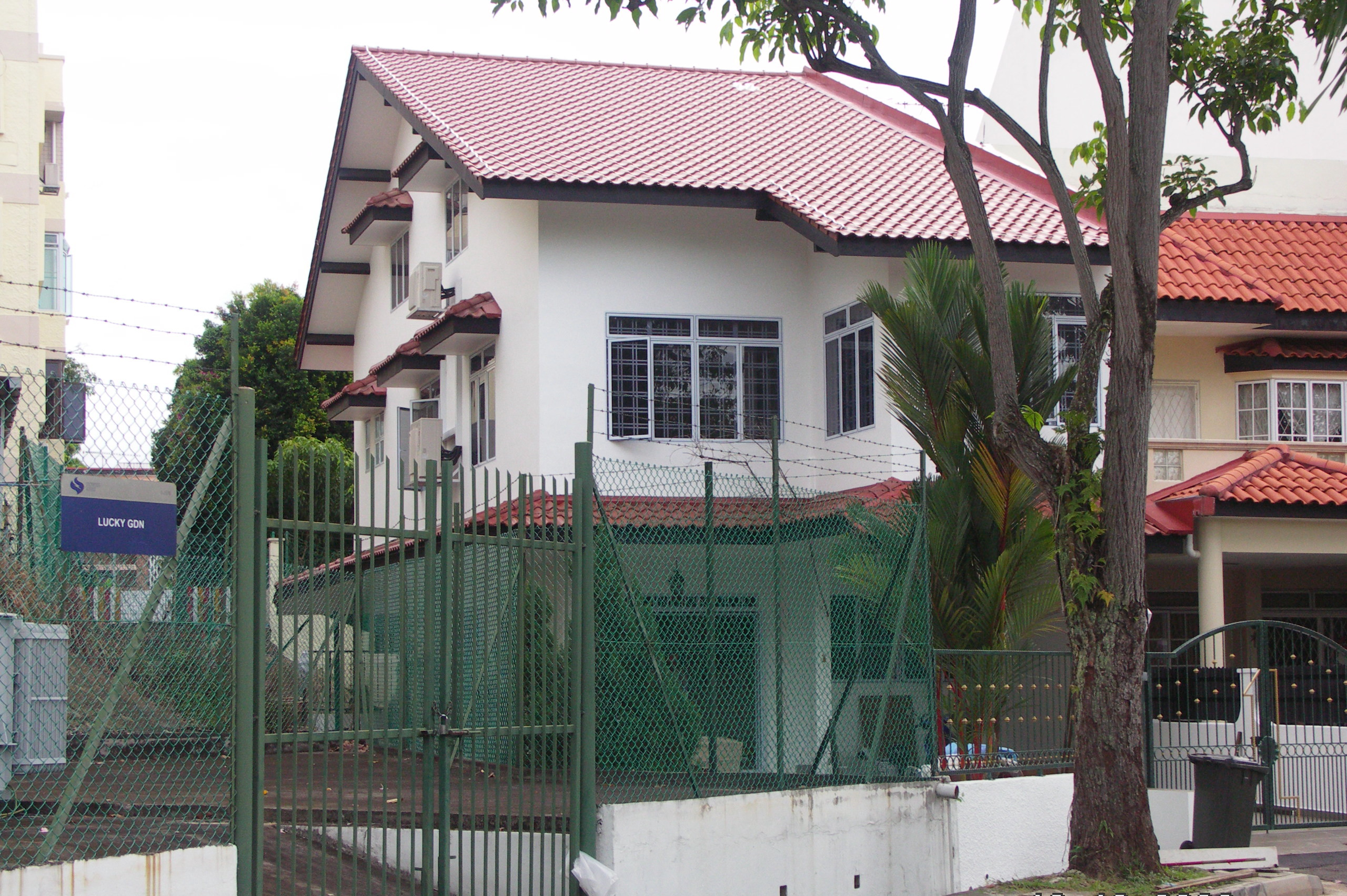 property in Singapore