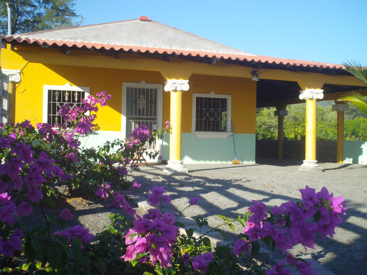 property in El Salvador