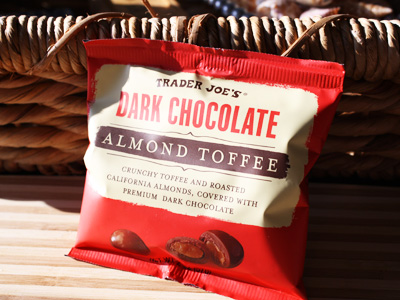 Dark Chocolate Covered Soy Nuts Trader Joe