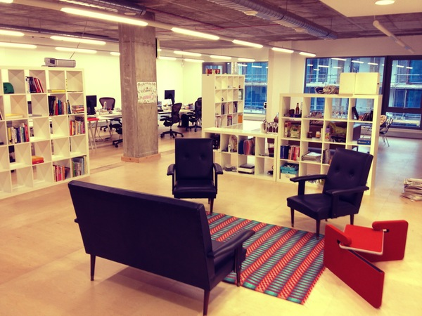 Elementalise London offices