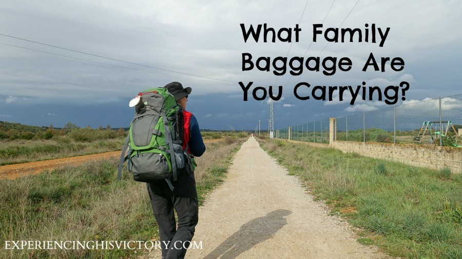 What family baggage are you carrying around