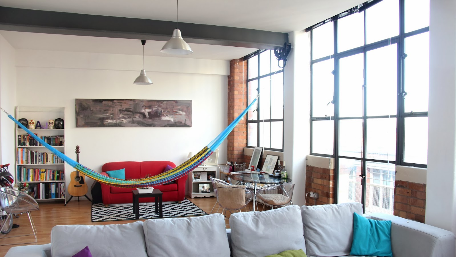 bedroom hammocks | house beautifull living rooms ideas