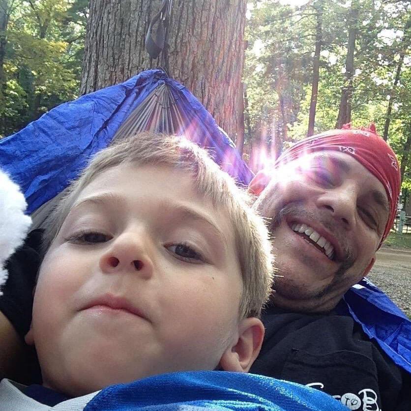 andrew chaffkin customer review on serac ultralight camping hammock