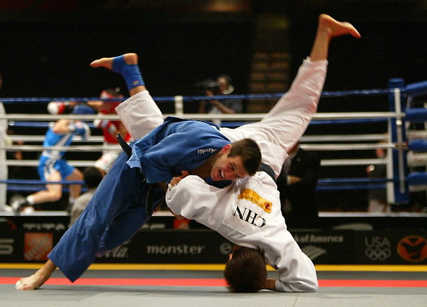 mma judo