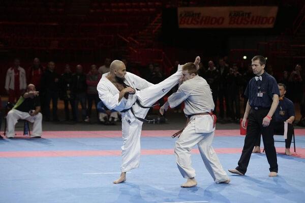 karate KO