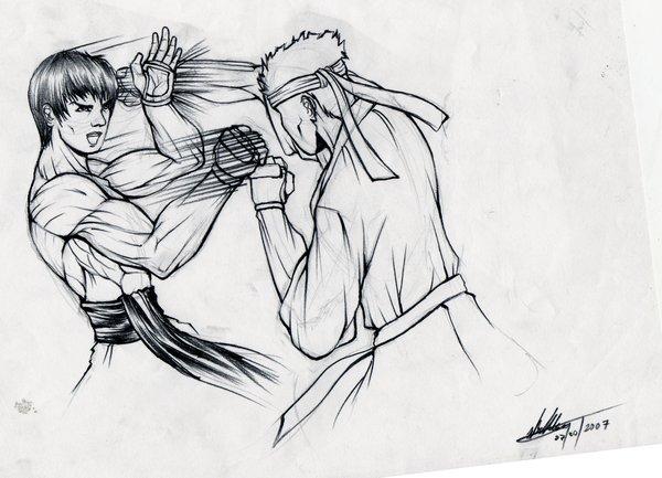 kyokushin_vs_wing_chun_by_zwr