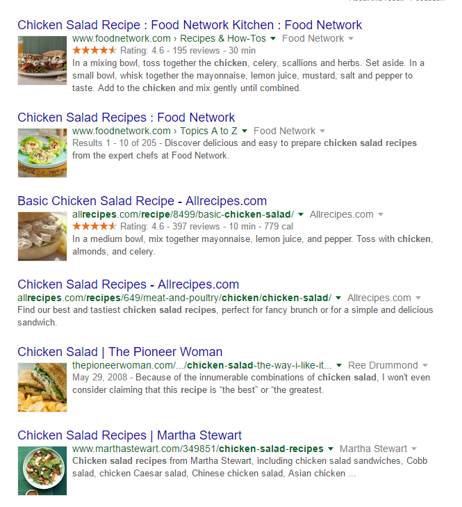 chicken salad recipes Google Search