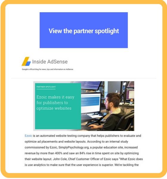 google certified publishing partner spotlight