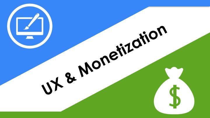 UX and website revenue