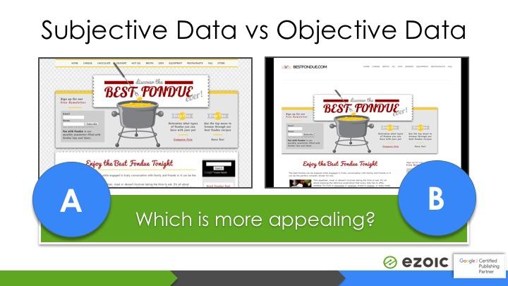 what earns better website revenue