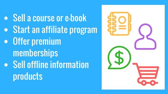 site monetization strategies