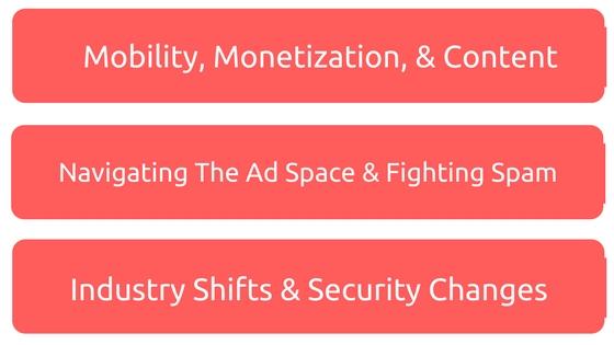 digital advertising trends and website trends