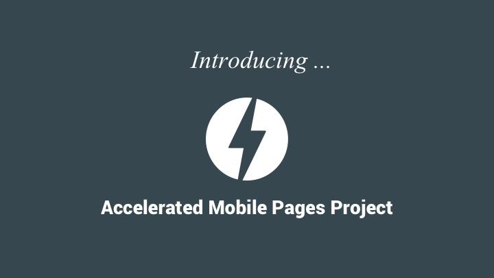 google amp and progressive web apps