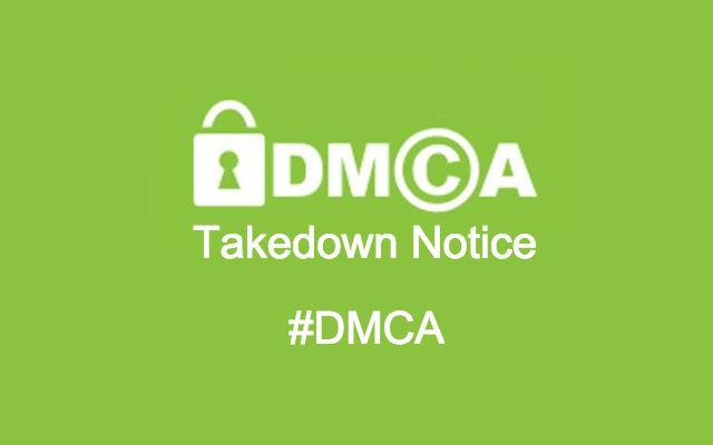 DMCA-takedown-notice