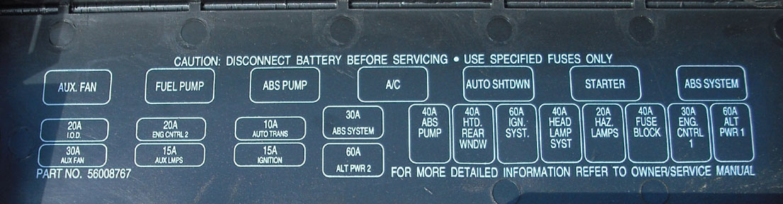 1995 Jeep Cherokee  Screeching  The Blower Resistor  Blower Motor  Aux