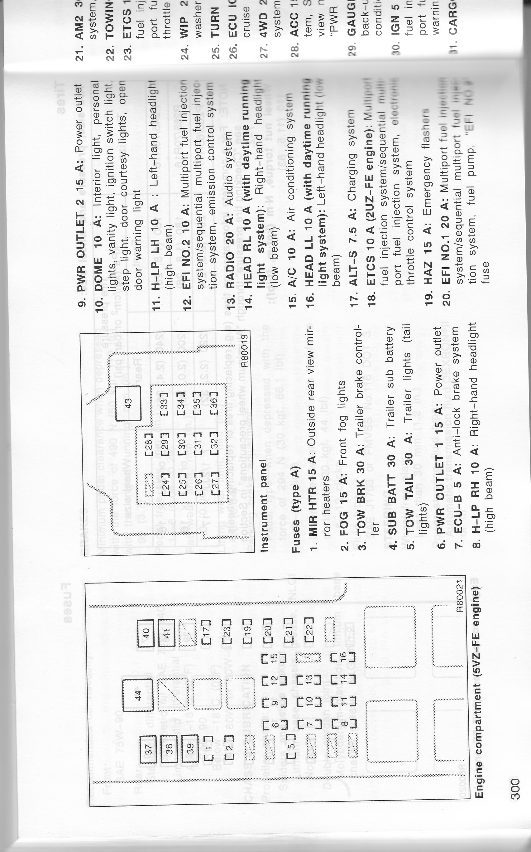 2006 toyota tundra fuse box  u2022 wiring diagram for free