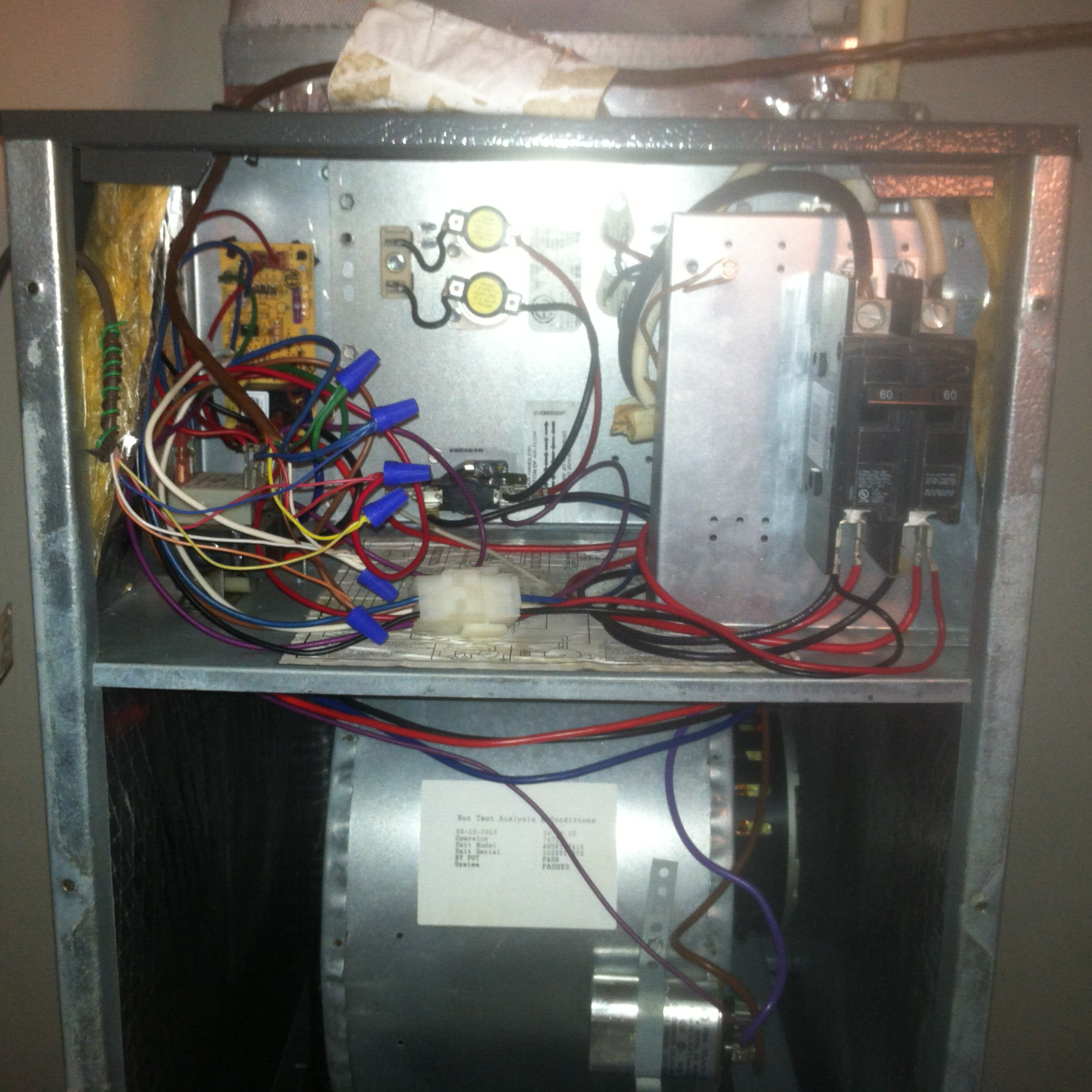 goodman air handler wiring diagram the wiring diagram hello im a new homeowner and new to electric heat pump ac acircmiddot goodman hvac fan wiring diagram