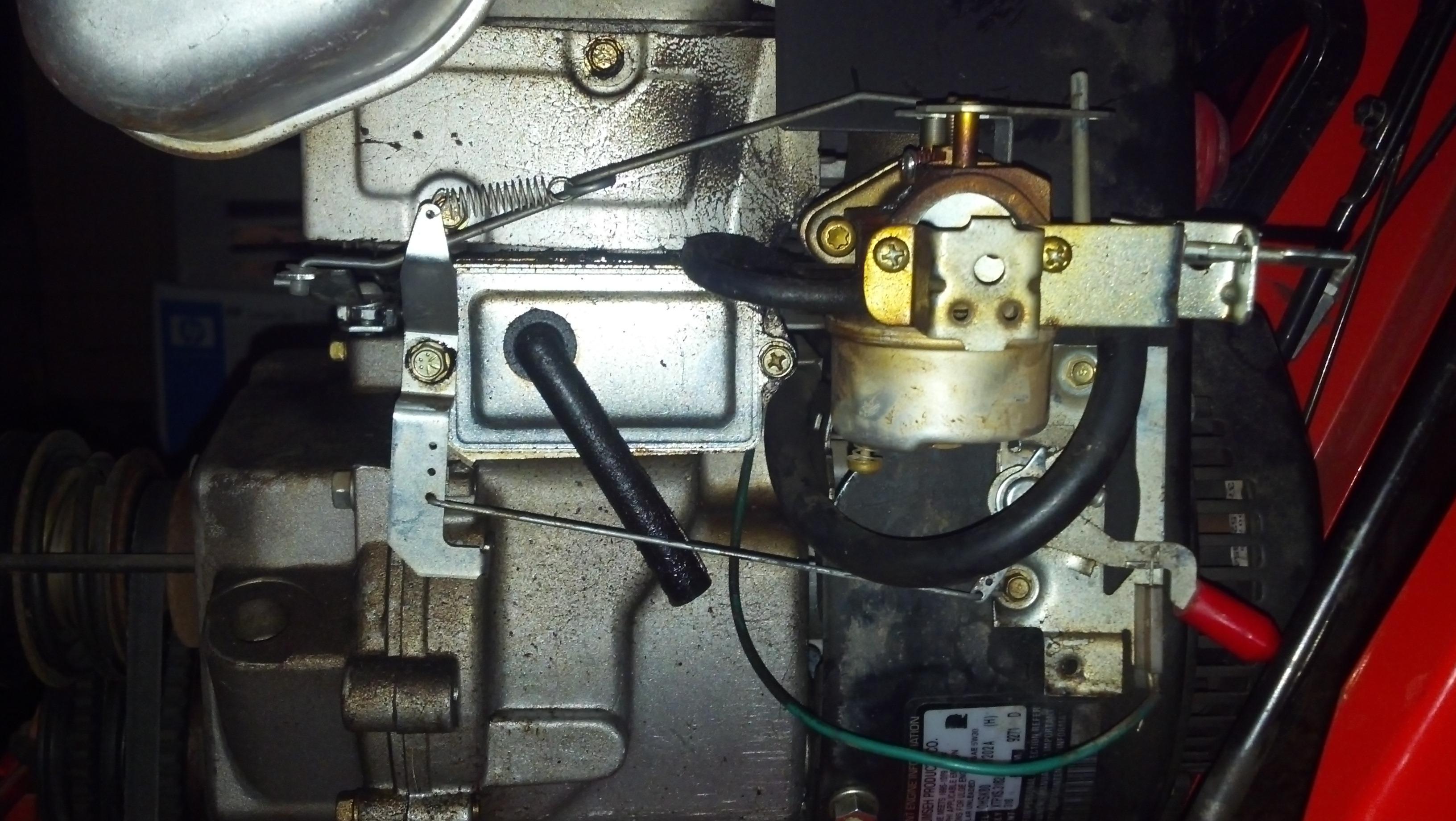 Briggs And Stratton Snowblower Governor Linkage Diagrams Wiring Carburetor Diagram Springs Free