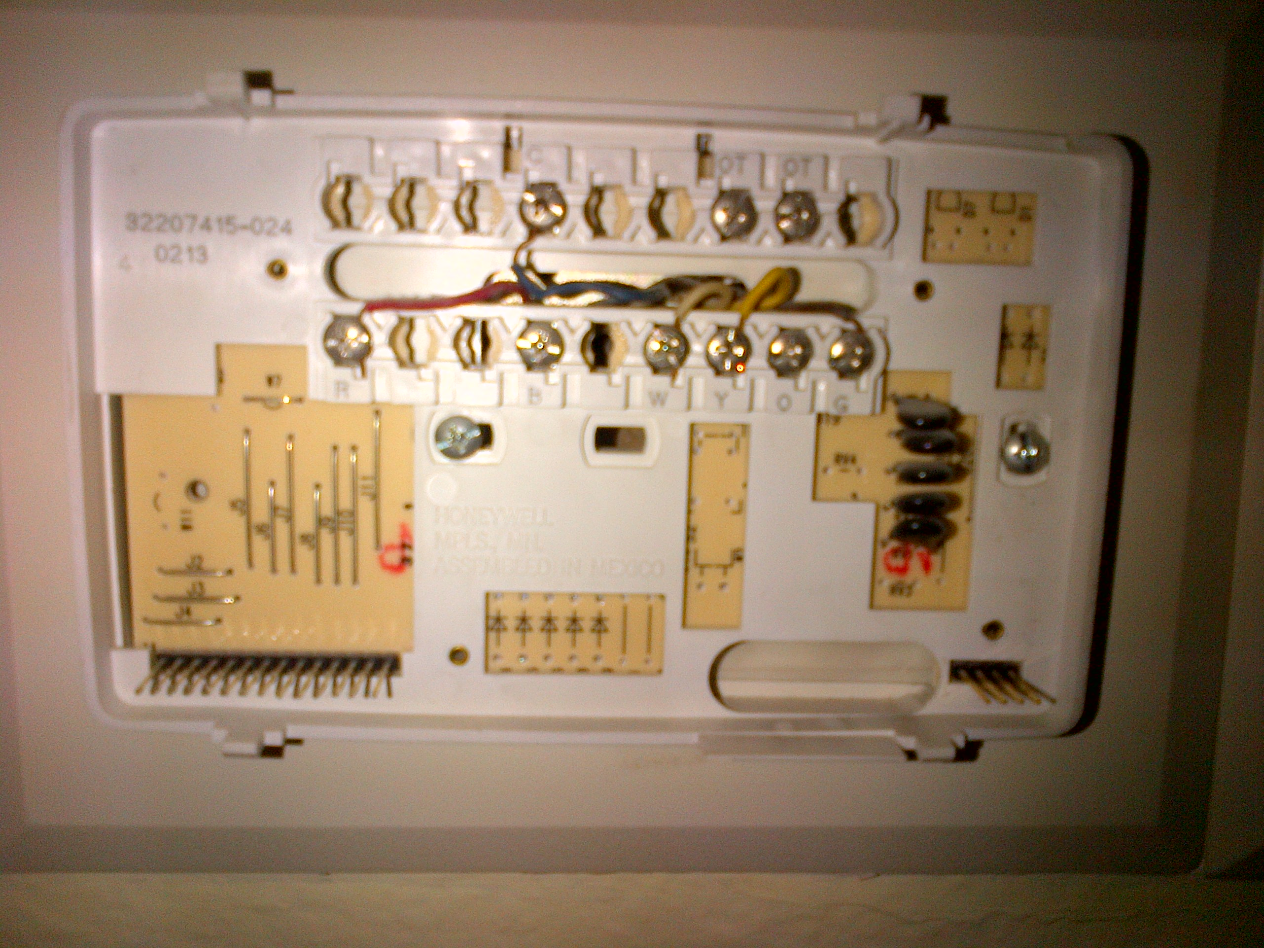 honeywell chronotherm iii wiring diagram old honeywell honeywell chronotherm iii the honeywell chnronotherm iii