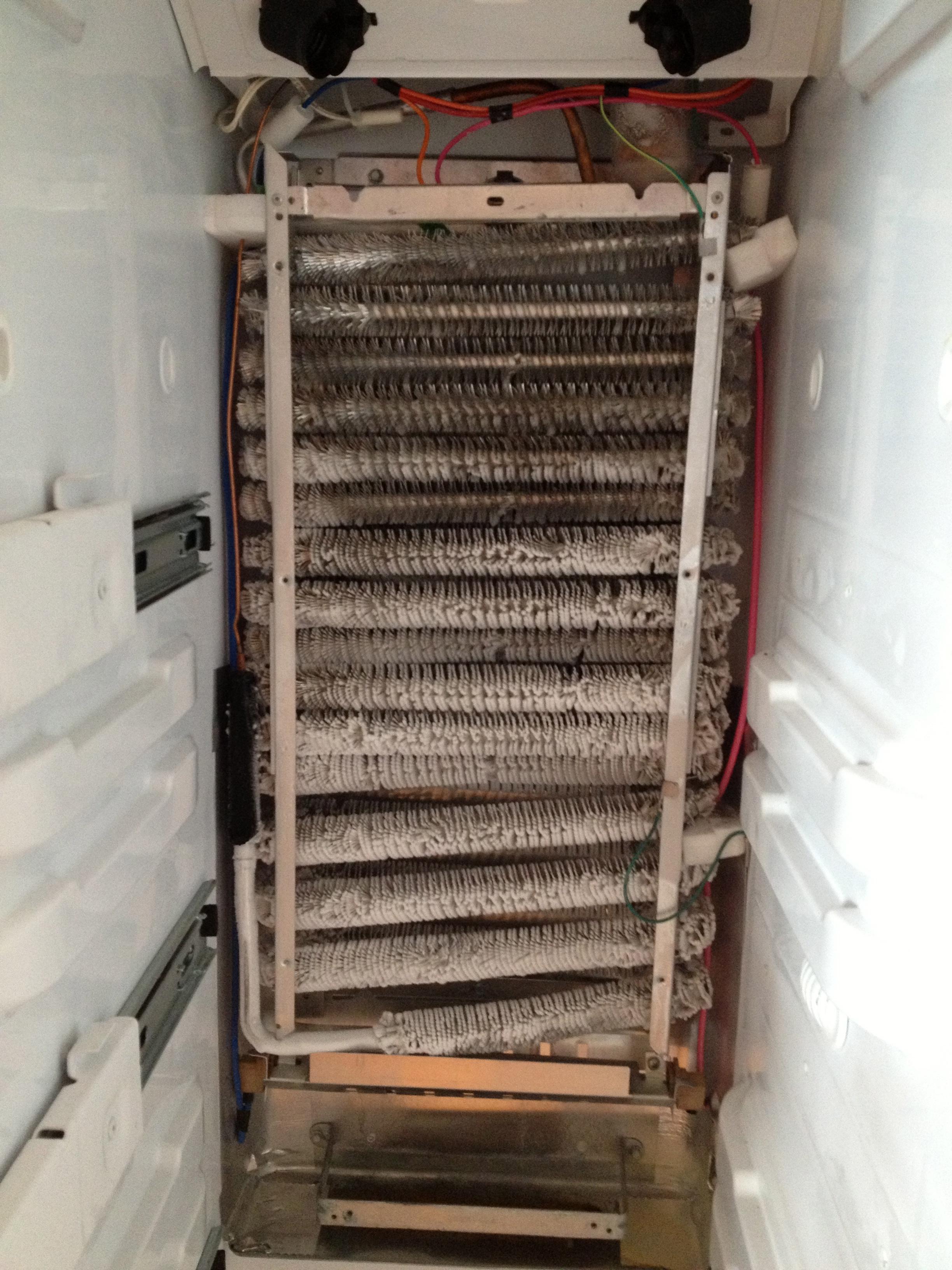 Freezer Coils