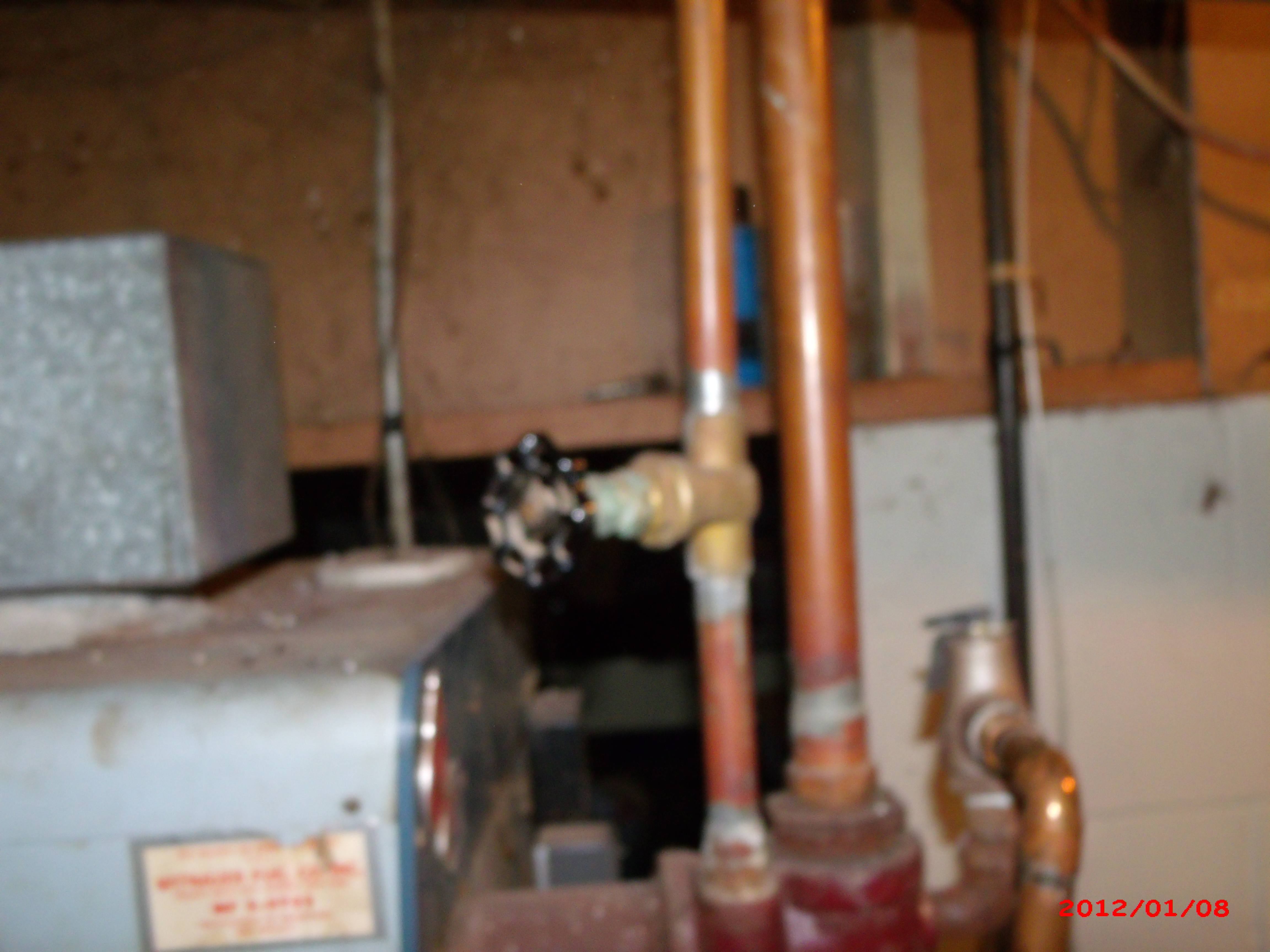 have a hot water baseboard heating system. The zone valves #995F32