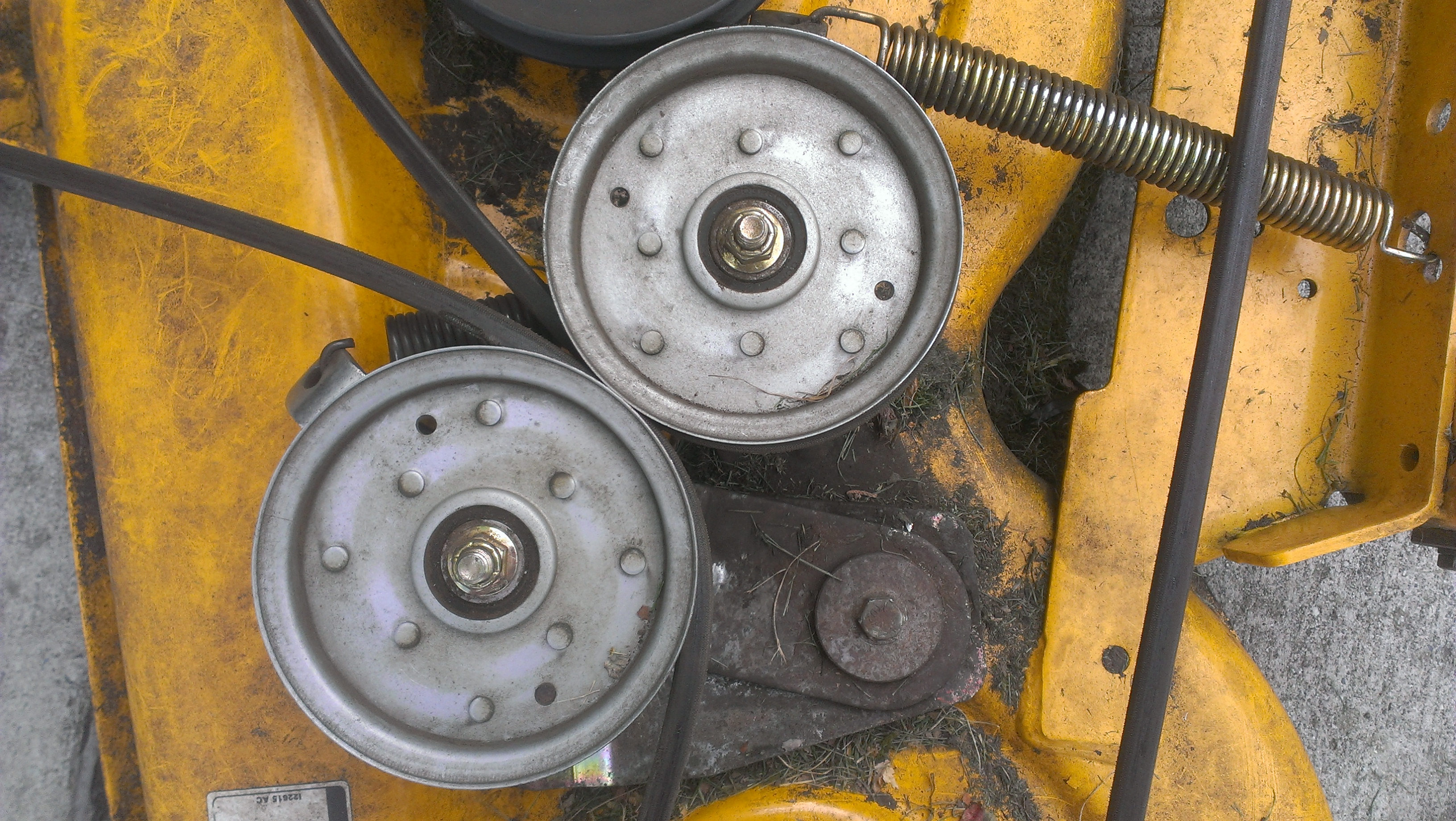 wiring diagram for a 1045 cub cadet mower  wiring  free