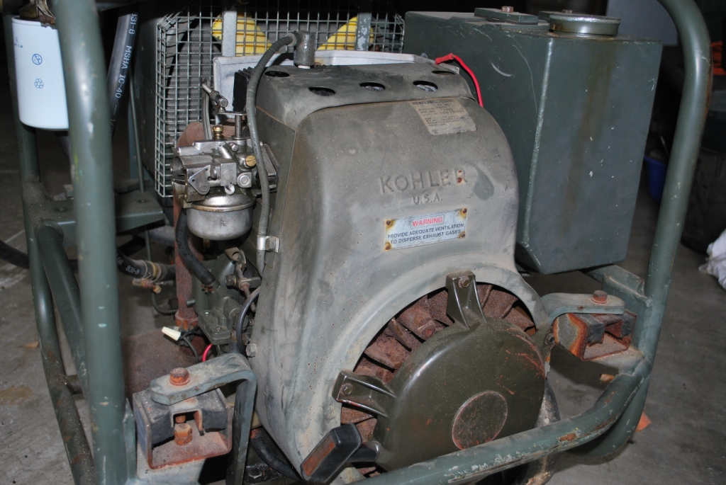 I Have A Kohler K341 16 Hp Engine But All Ignition Wirings