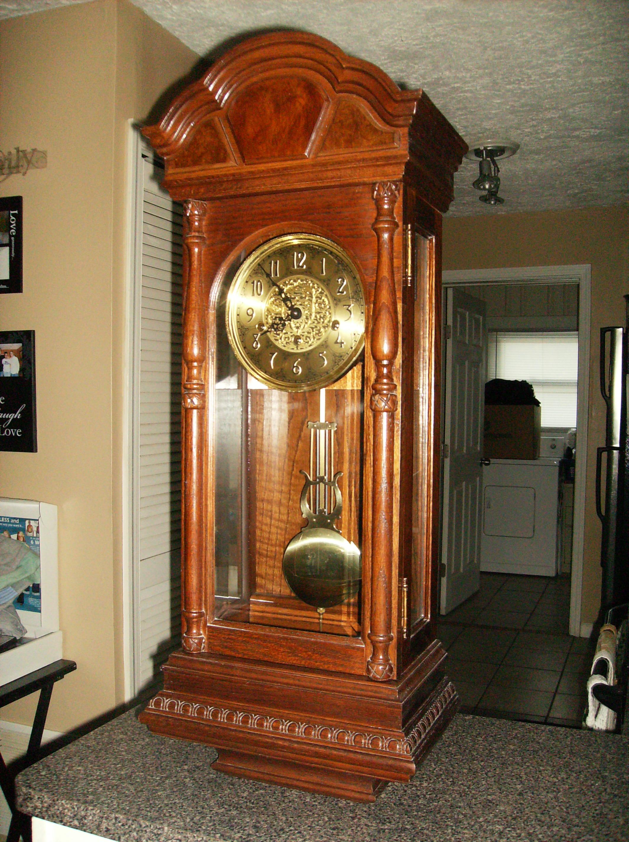 Antique Pendulum Wall Clocks