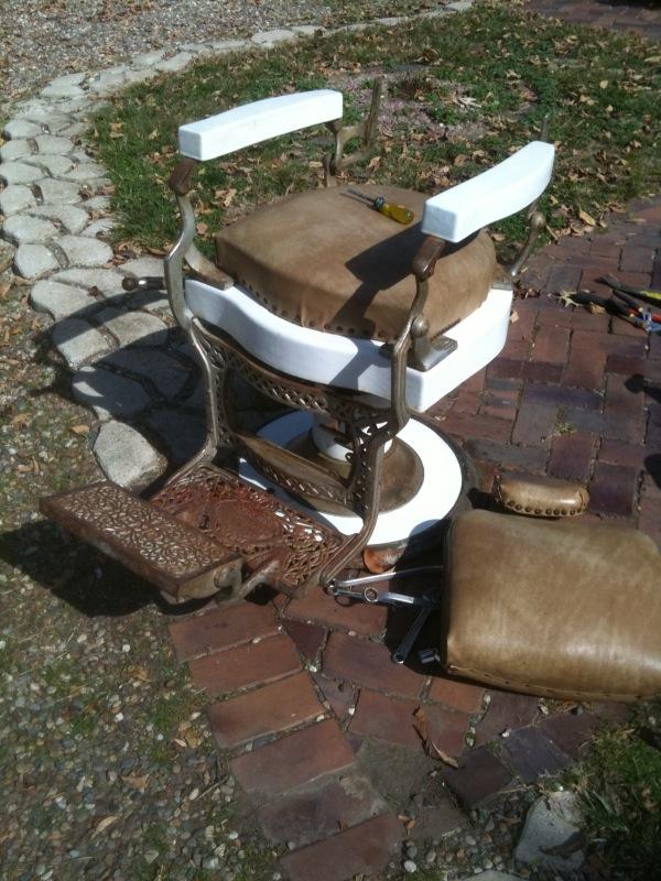 vintage koken barber chair parts - Vintage Koken Barber Chair Parts « Heritage Malta
