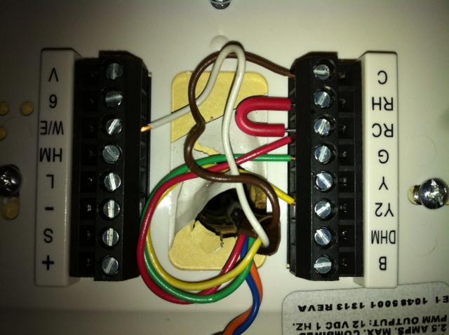 rheem thermostat wiring diagram rheem image wiring i cannot seem to wire my modulating rheem hc tst412mdms thermostat on rheem thermostat wiring diagram