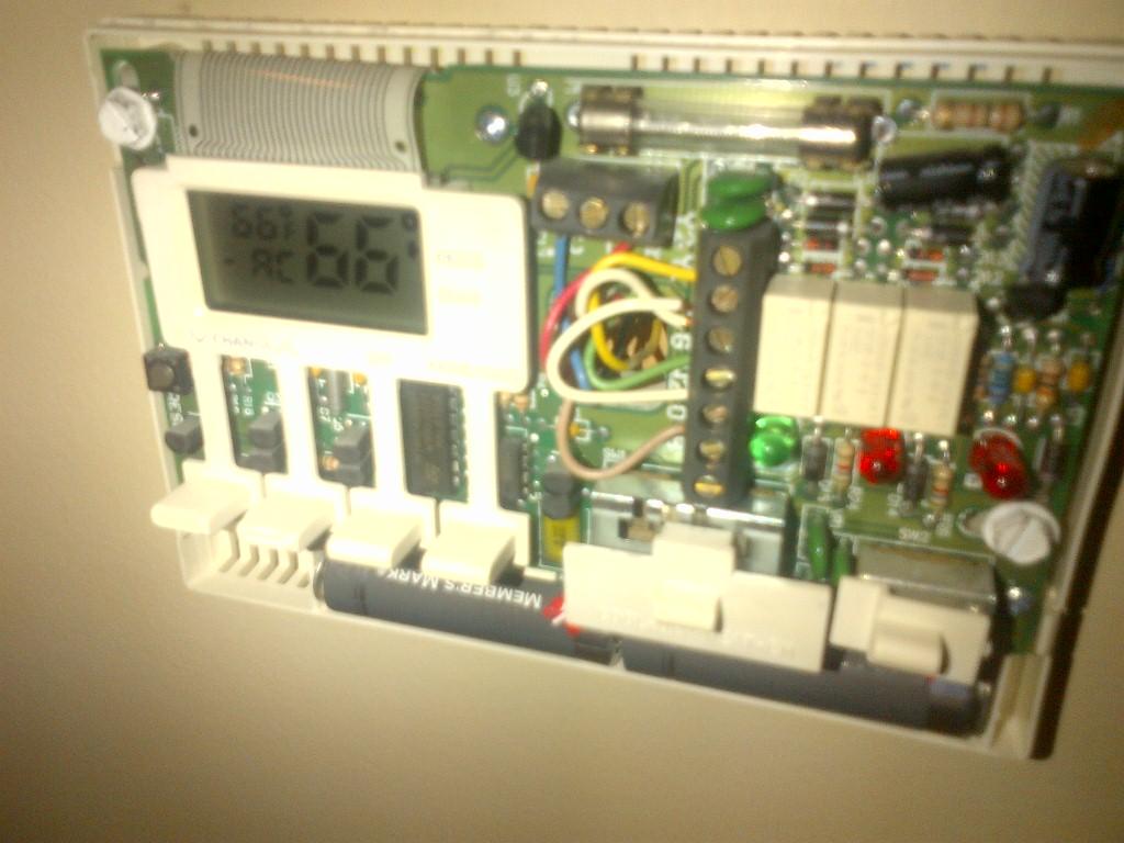 Robertshaw Thermostat Wiring Diagram: Robertshaw Thermostat Wiring Diagram   Nilza net,