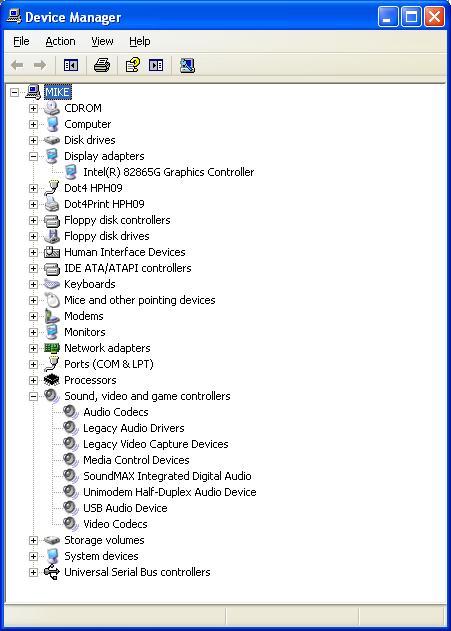 Intel 865g Audio Driver Free Download