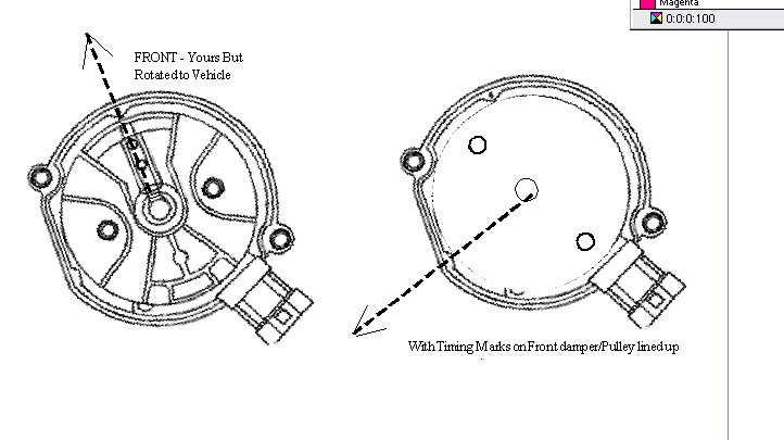 firing order for engine vortec 4 3 tbi