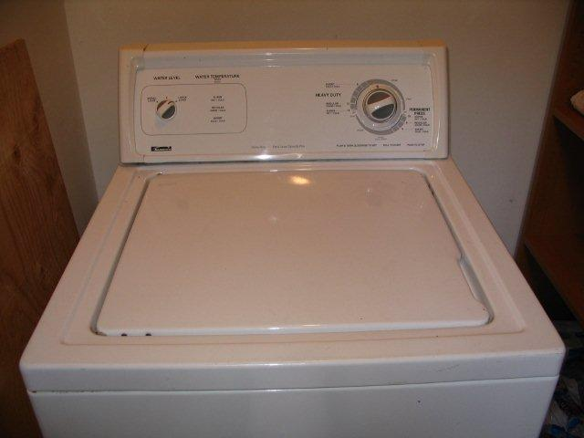 Hi I Have A Kenmore Heavy Duty Top Loading Washing Machine