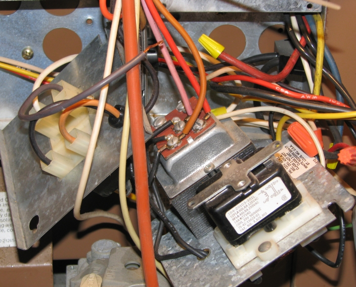 Im Replacing A Fan On My Very Old  1983  Ruud Forced Air