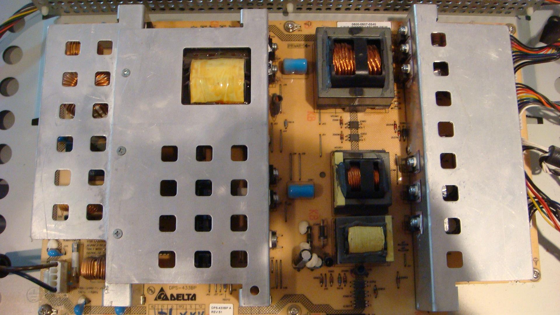 powerboard assy