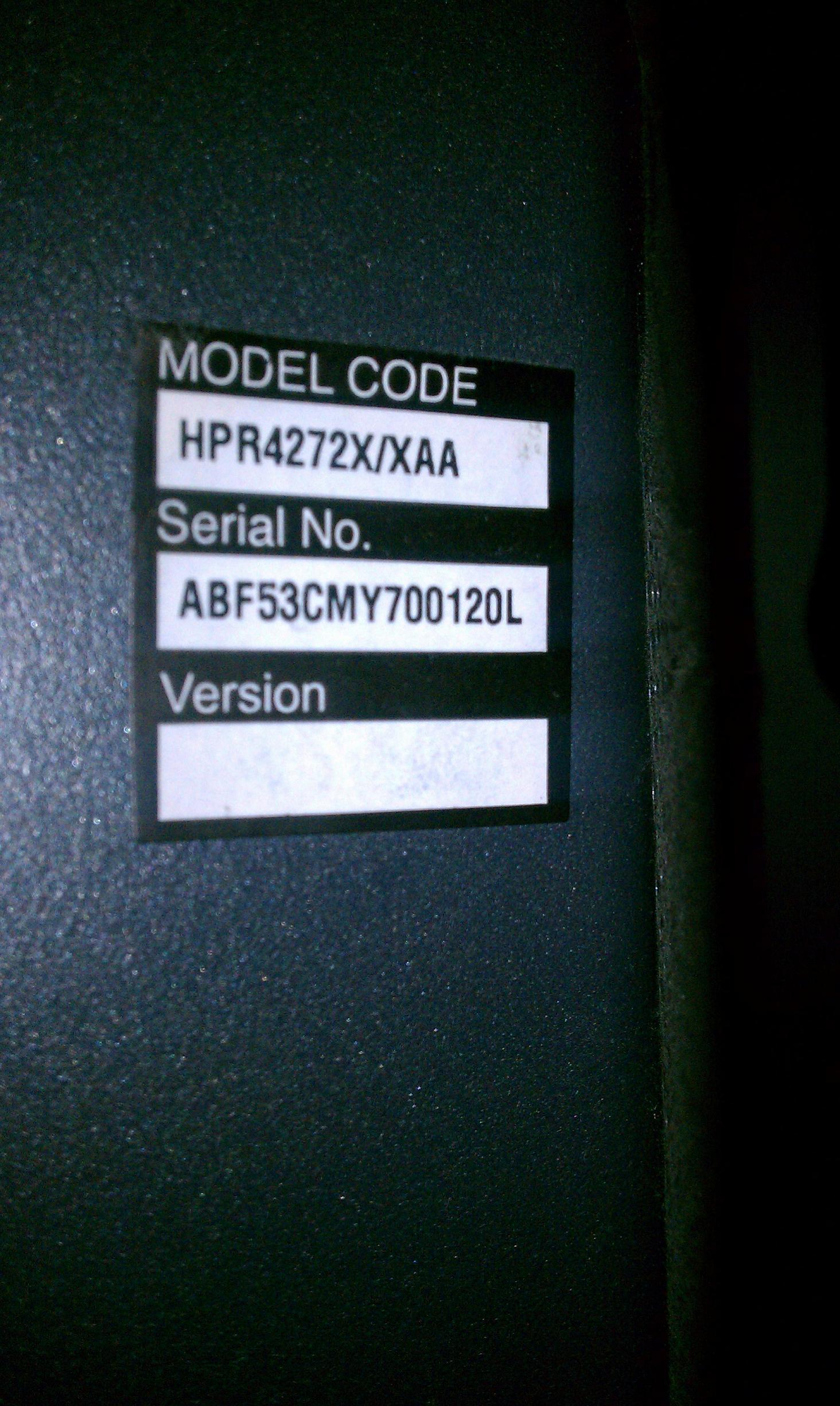 I have a samsung plasma tv hpr4272x xaa the screen has for Mirror for samsung tv license key
