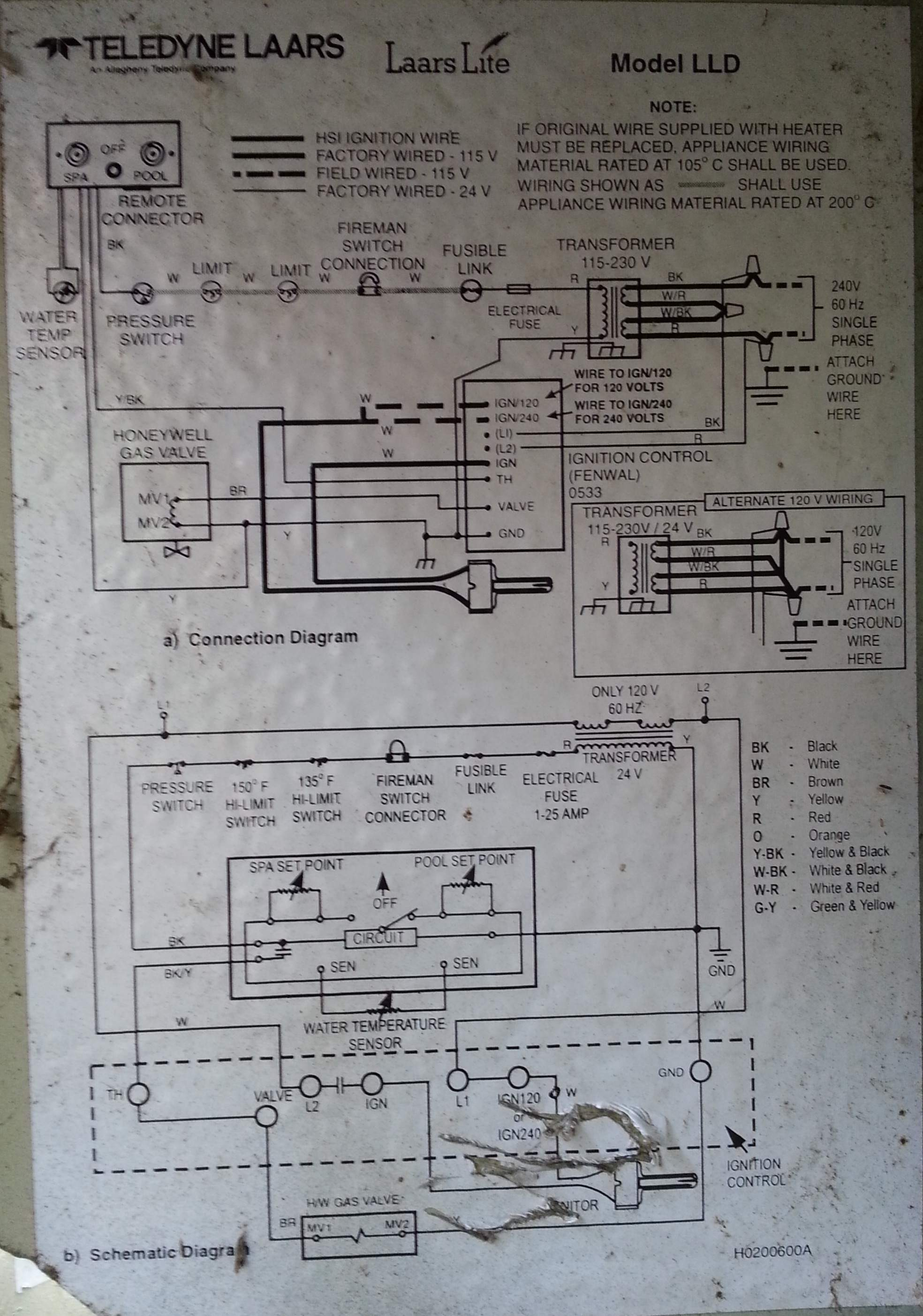 [DIAGRAM_09CH]  Diagram 🥇 Laars Pool Heater 110 Volt Wiring Diagram wiring diagram | Laars Pool Heater 110 Volt Wiring Diagram |  | ESURV.IT