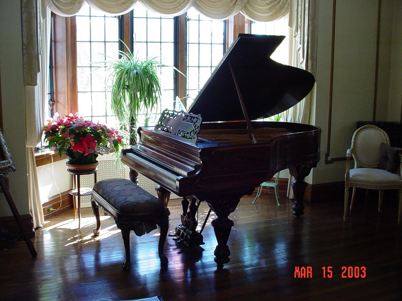 2011 11 15 002956 dsc2233 - Outstanding 19th Century Victorian grand piano