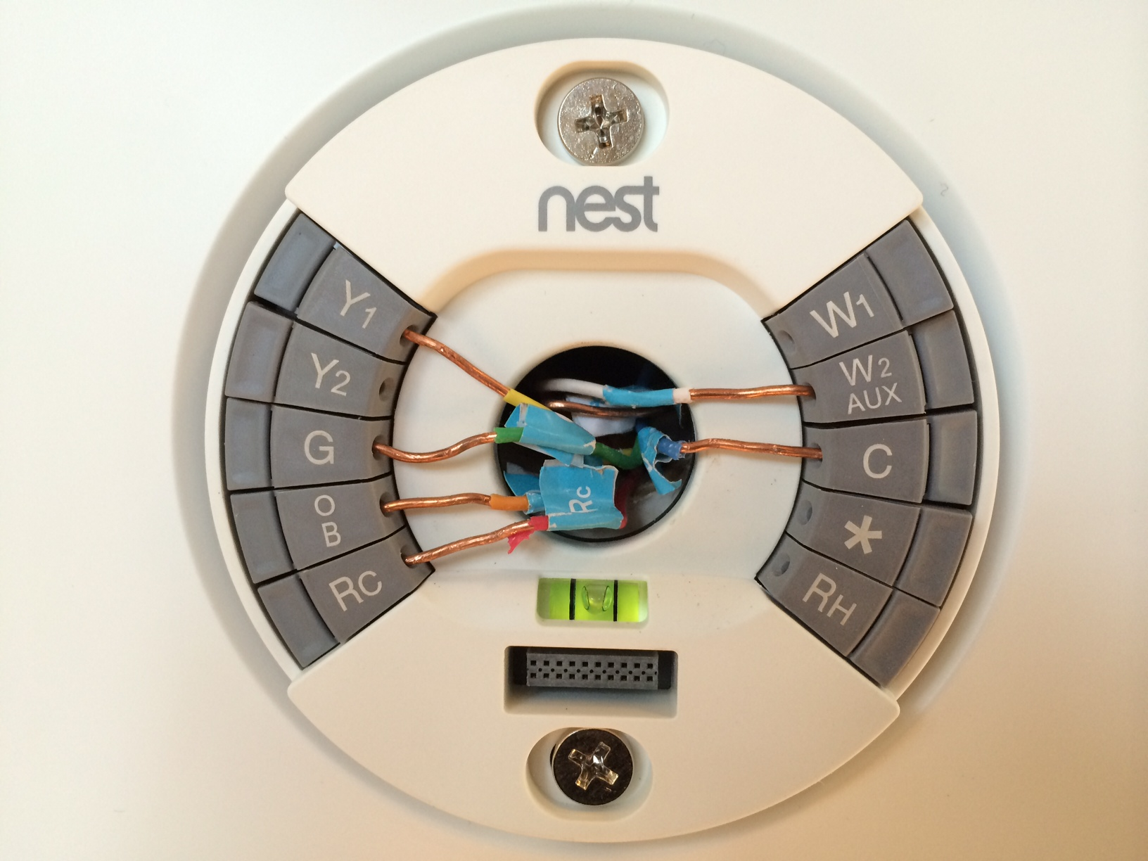 WRG-4671] Nest Thermostat For Radiant Heating Wiring Diagrams on