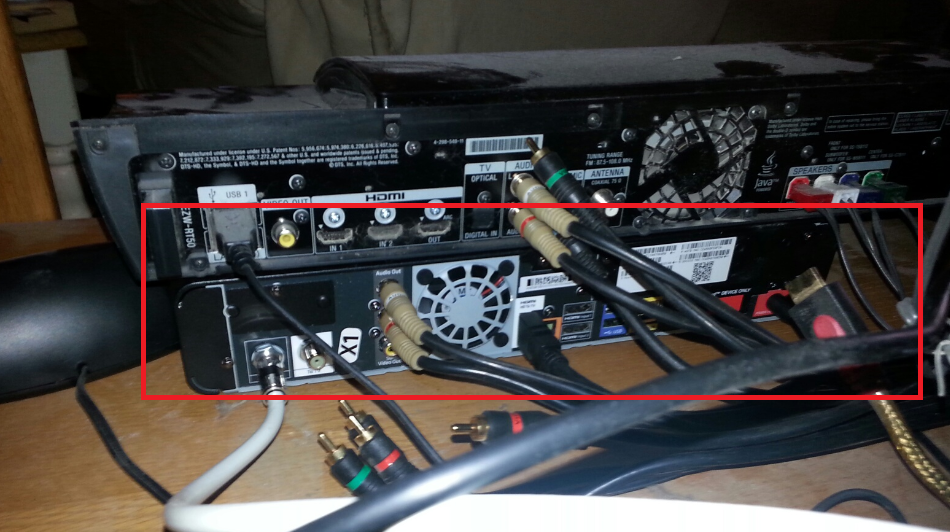Wiring Diagram For My Hdtv  Home Theater