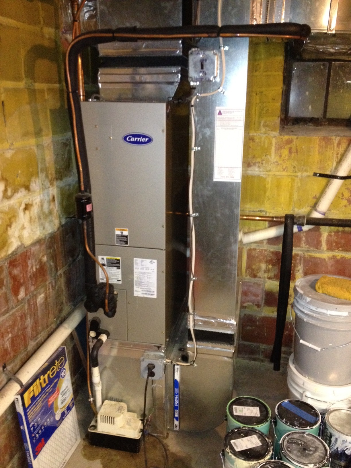 #A88623 I Have A Carrier FB4BNF024 Air Handler And The AC Will Not Recommended 7217 What Is A Air Handler pics with 1224x1632 px on helpvideos.info - Air Conditioners, Air Coolers and more