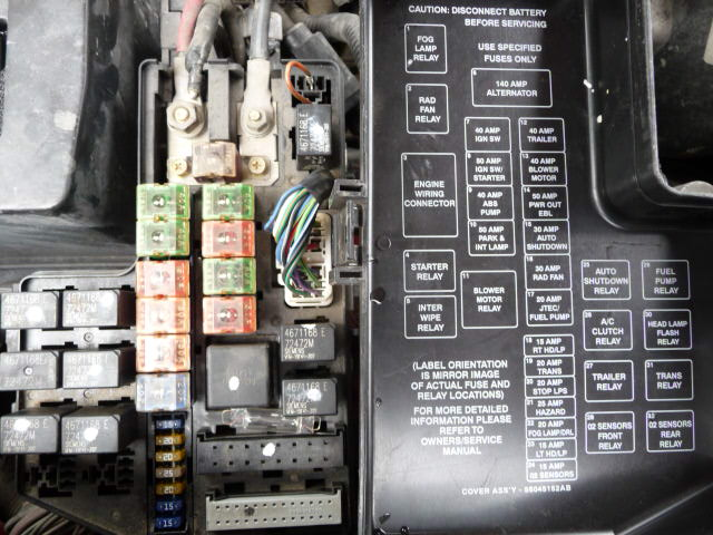 Ford F150 Fuse Box Diagram 360038 in addition RepairGuideContent further 341092 Reverse And Driving Lights Not Working besides Car Highway Diagram besides 4n3di Dodge Dakota 2000 Dodge Dakota 4 7l Codes P0443 P1491. on dodge dakota fuse block